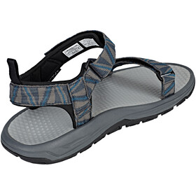 Columbia Wave Train - Sandales Homme - gris